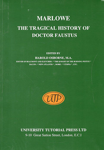 بیشترین تخفیف کتاب The Tragical History of Doctor Faustus