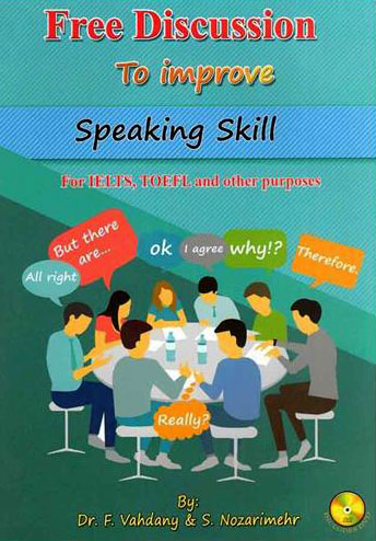 بیشترین تخفیف کتاب Free Discussion to Improve Speaking Skill