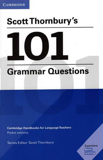 بیشترین تخفیف کتاب Scott Thornburys 101 Grammar Questions