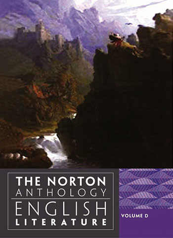 The Norton Anthology English Literature Volume D Ninth Edition