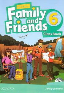 Family and Friends 6 - 2ND Edition - British English