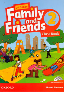 Family and Friends 2 - 2ND Edition - British English