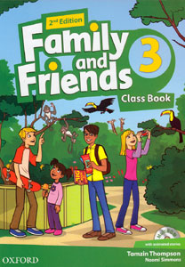 Family and Friends 3 - 2ND Edition - British English