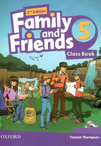 Family and Friends 5 - 2ND Edition - British English