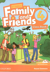 Family and Friends 4 - 2ND Edition - British English